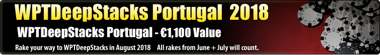WPTDeepStacks - €1,100